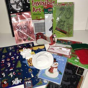 Other - Kids Christmas Craft Bundle